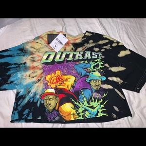 Outkast shirt from forever 21